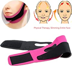 Face-Lift Mask Facial Lifting Slimming Belt V Line Mask Neck Compression Double Chin Cheek Slim Lift Up Anti Wrinkle Mask