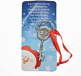 Key For Santa Claus by Century Novelty