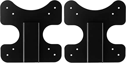 2 Pack VESA Adapter Mount for AOC i2067f, i2367F, i2367Fm, i2367Fh, i2757Fh, i2757Fm, i2267Fw, i2267Fwh Monitor Mount, The Adapter with Butterfly Shape Design Fit for AOC Monitor Bracket Stand