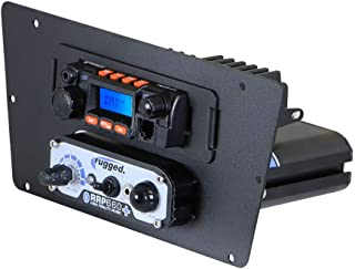 Rugged Radios MT-YXZ-RM25 RM25-R Mobile Radio & Intercom Mount for Polaris RZR XP1