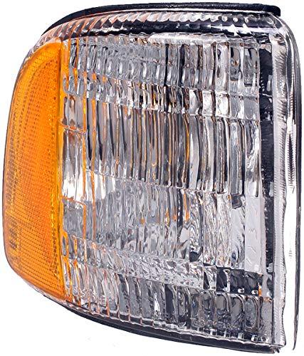 Dorman 1630403 Front Passenger Side Turn Signal/Parking Light Assembly for Select Dodge Models