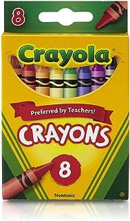 Crayola 8 Crayons Peggable