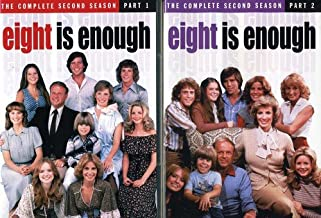 Eight is Enough Season Two, Part 1 & Part  2  Complete Pack