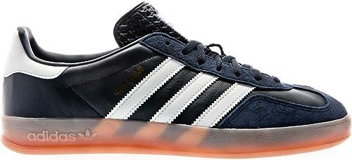 adidas Originals Gazelle Indoor, Collegiate Navy-Footwear Weiß-Vapour Rosa, 11