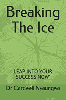 Breaking The Ice: Leap Into Your Success Now'