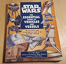 1996 STAR WARS The Essential Guide to VEHICLES & VESSELS Paperback Book 1st Ed.