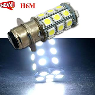 H4 30W LED Motorcycle Headlight Bulbs Lamp Scooter Accessories Moto DRL Light 1x