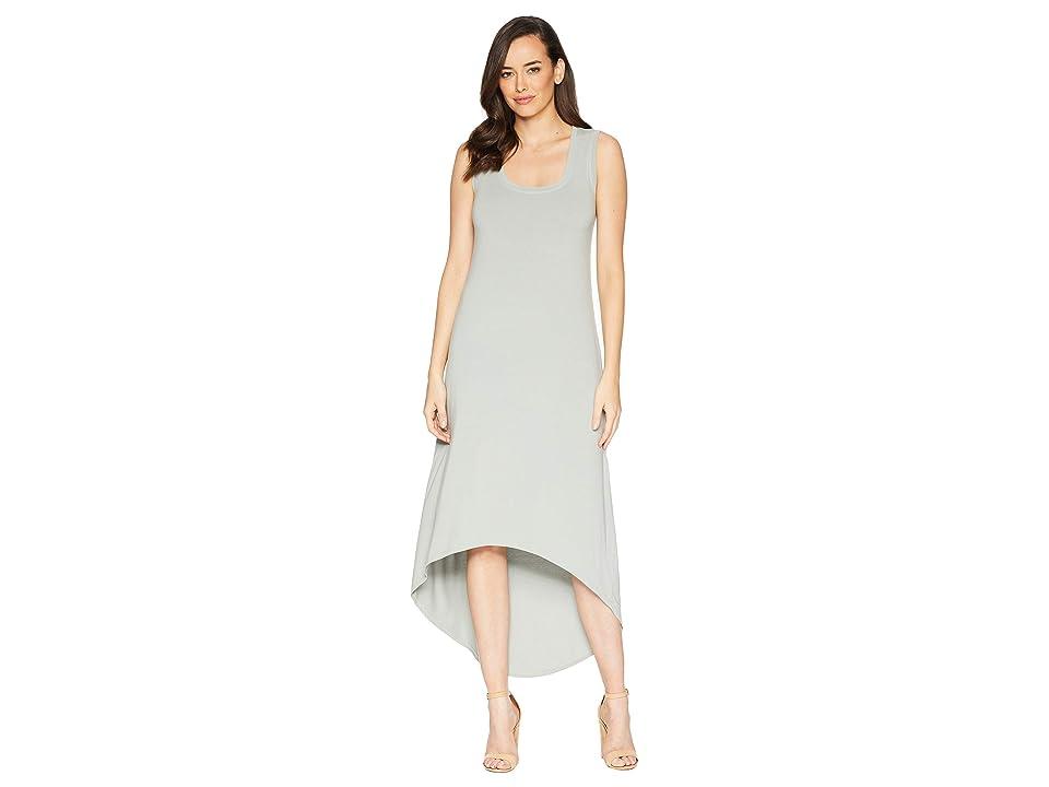 Fresh Produce Hilo Staple Maxi Dress (Slate Grey) Women