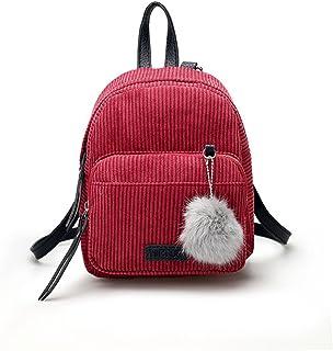 Damen Retro Rucksack,PU Leder Vintage Rucksack Wanderrucksack Retro Laptoprucksack Hiking Backpack Damen Herren Schultertasche Rucksack F/ür Camping Reise Geeignet Pingtr