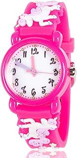 Kids Waterproof Watch, 3D Lovely Cartoon Watch for Girl...