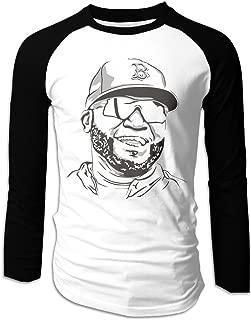 Big Papi Baseball Player Men's Long Sleeve Shirts