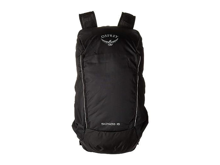 Osprey Skarab 18 (Black) Backpack Bags