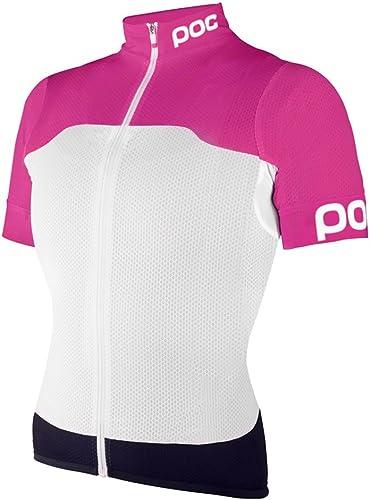 Maillot Poc Raceday Climber Rose Femme 2016