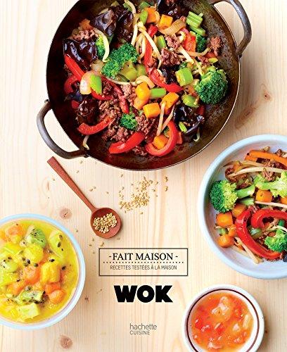 Livre de cuisine Asiatique Wok
