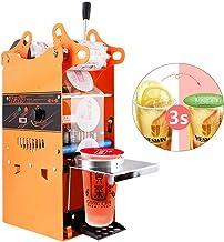 YJINGRUI Beker Sluitmachine Commerciële Handmatige Bubble Tea Cup Sealer voor 90/95/70/75 mm Diameter Cup 300-500 Cups/uur...