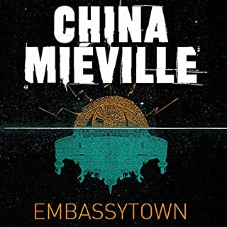 Embassytown cover art