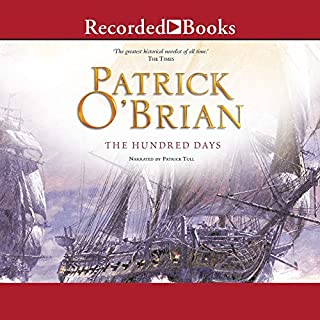The Hundred Days audiobook cover art
