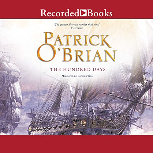 The Hundred Days audiobook cover art