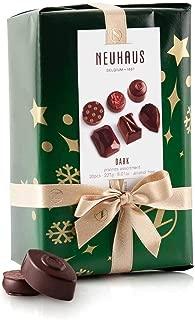 NEUHAUS Belgian Chocolate 2019 Holiday Dark Ballotin 20 pc