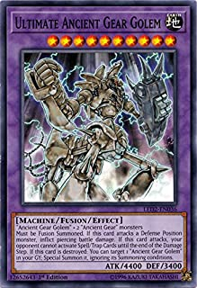Yu-Gi-Oh! Ultimate Ancient Gear Golem - LED2-EN036 - Common - 1st Edition - Legendary Duelists: Ancient Millennium (1st Ed...