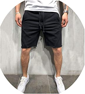 xiao S Sports Shorts Men Summer Fitness Fashion Running Casual Loose Breathable New