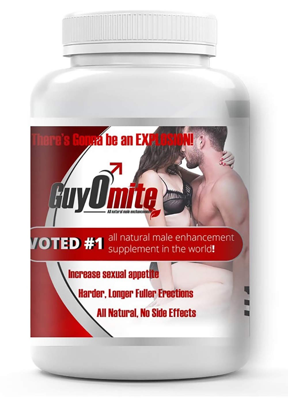 GuyOmite Enhancement Supplements Performance Enlargement