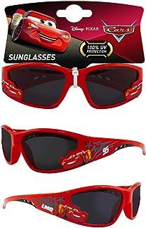 ecfddb4aa4 Gafas de sol para niños Disney Pixar Cars Lightning McQueen 100% UV