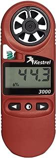 Kestrel 3000 Pocket Weather Meter / Heat Stress Monitor