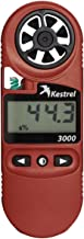 Kestrel 3000 Pocket Wind Meter - Red