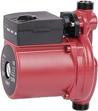 SHYLIYU Bomba de Recirculación de Agua Caliente Bomba de Agua de Trasvase Doméstico 120w 2400L/H Bomba de Presión de Agua Automatico y Manual