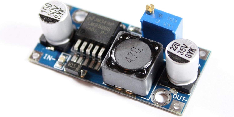 Lm2596 Dc Dc Wandler Step Down Modul 3 40v Auf Elektronik