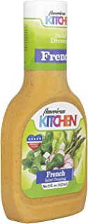 American Kitchen French Salad Dressing, 237 ml