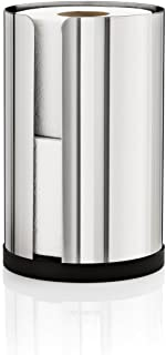 Blomus 66657 Polished Stainless Steel Spare Toilet Paper Roll Holder