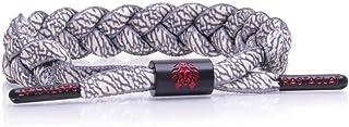 Rastaclat Men's Medium/Large Braided Bracelet