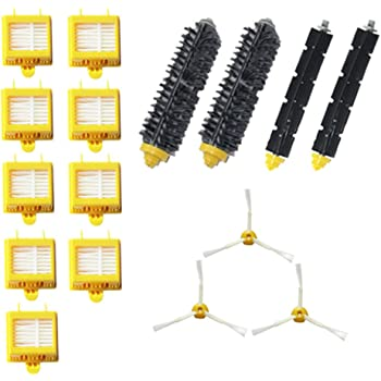 8Pcs Cleaner Replacement Parts For iRobot Roomba 700 Series 760 770 780 Brush M