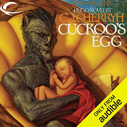 Cuckoo's Egg audiobook cover art