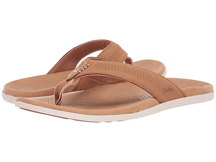 Hawai'iloa Kia Ihu  Shoes (Fox/Golden Sand) Men's Shoes