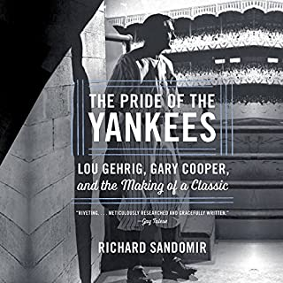 The Pride of the Yankees cover art