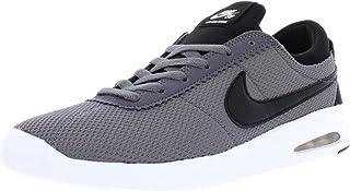 NIKE SB AIR MAX Bruin VPR TXT Mens Fashion-Sneakers AA4257-004_8.5 - Gunsmoke/Black-Black-White
