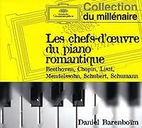 Masterpieces of the Romantic Piano by Daniel Barenboim (2006-08-08)