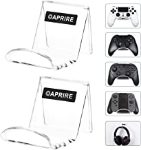 OAPRIRE Universal Controller Stand Holder Wall Mount(2 Pack) - Perfect Display and Organization - Fits Modern&Retro Game C...