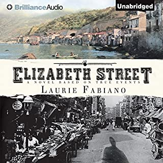 Elizabeth Street                   By:                                                                                                                                 Laurie Fabiano                               Narrated by:                                                                                                                                 Angela Dawe                      Length: 11 hrs and 40 mins     2 ratings     Overall 4.5