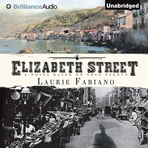 Elizabeth Street audiobook cover art