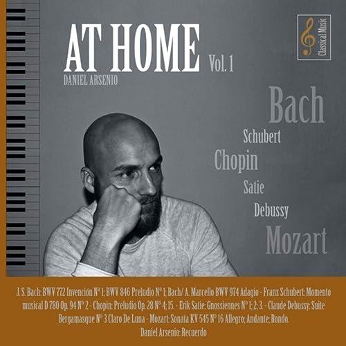 Invención No. 1, BWV 772 de Daniel Arsenio en Amazon Music - Amazon.es
