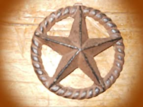 3 Stars Architectural Stress Washer Texas Lone Star Rustic Ranch 5
