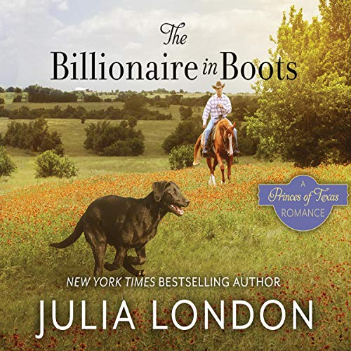 The Billionaire in Boots cover art