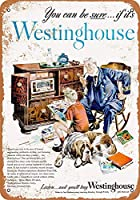 1948ウェスティングハウスラジオコレクティブルウォールアート