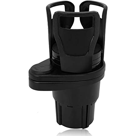 Roadker reg; cars Double Cup Holder Clip For A Change Two Cups Drink Holder Car Ashtray Car With Dual Cup Holder Supermarket Shelf