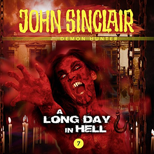 A Long Day In Hell (John Sinclair - Episode 7) Titelbild