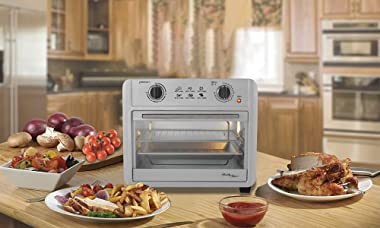 Healthy Choice 23L Air Fryer 1700Watts Mini Benchtop Convection Oven Low Fat Multi-Functional, Oven Toaster Grill Baking,